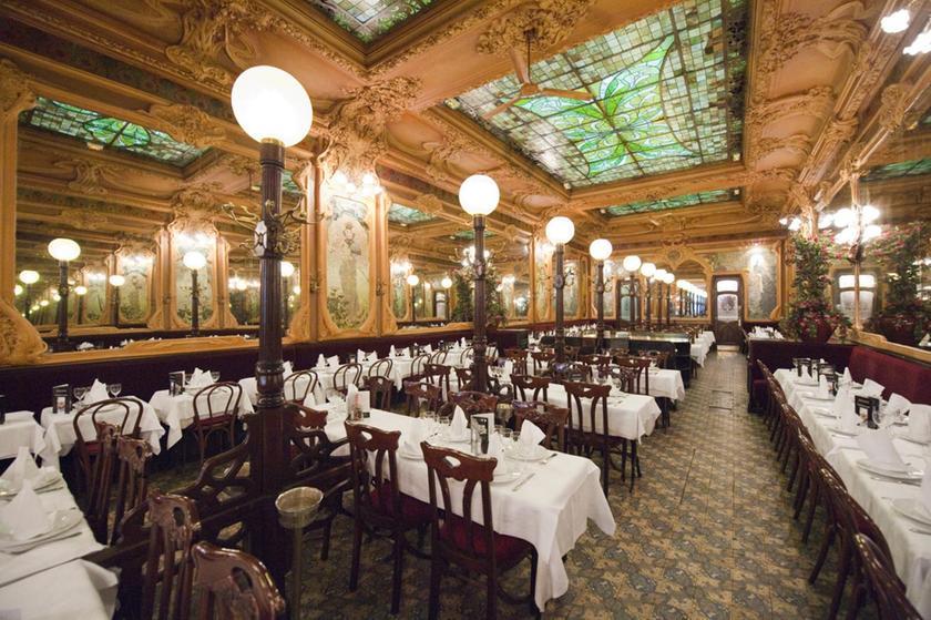 Julien restaurant cuisine r gionale 75010 paris - La cuisine de julie france 3 ...