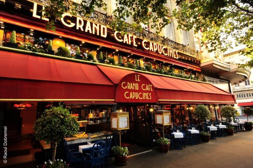 Le Grand Caf Ef Bf Bd Capucines Paris E