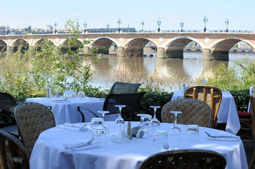 le caf 233 du port brasserie 33100 bordeaux michelin restaurants