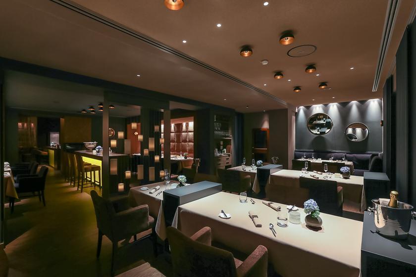 kuno 1408 restaurant 1 stern michelin in 97070 w rzburg. Black Bedroom Furniture Sets. Home Design Ideas