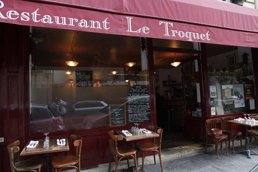 le troquet restaurant bib gourmand michelin 75015 paris 15. Black Bedroom Furniture Sets. Home Design Ideas