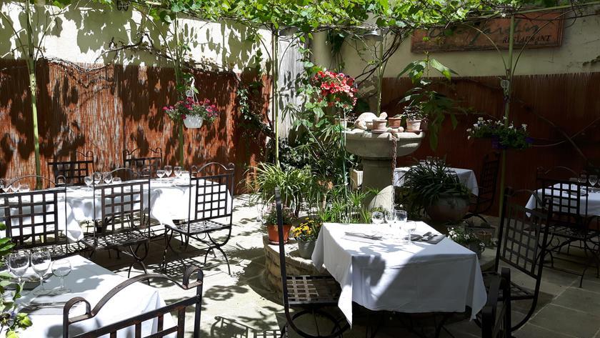 Cote jardin restaurant gastronomique 84300 cavaillon - Restaurant carte sur table cavaillon ...
