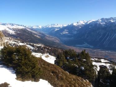 Crans-Montana - Landscape