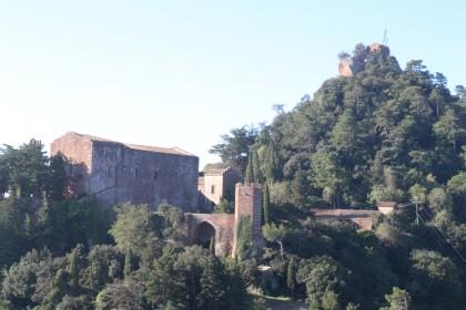 Château-monastère d'Escornalbou