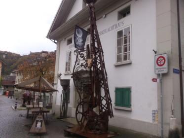 Burgdorf - Altes Schlachthaus - Bernhard Luginbuehl