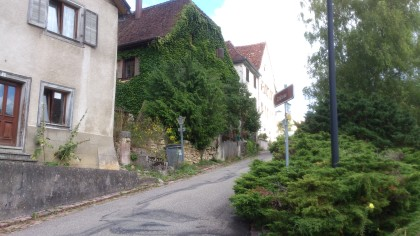 Ferrette - Old town
