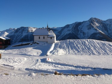 Brig - Bettmeralp - Chapel