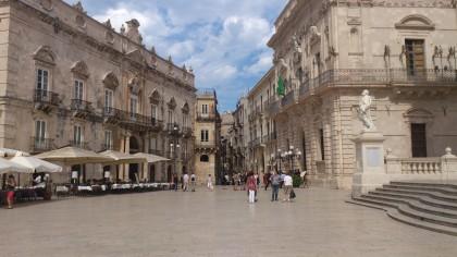 Siracusa - Piazza del Duomo