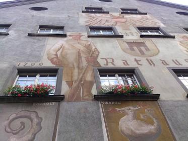 Feldkirch - Rathaus