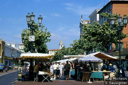 Marché Cours Saleya