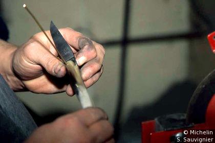 Le couteau de Laguiole : atelier