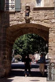 Porte Jarnègues
