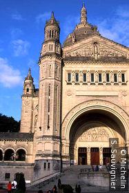 Basilique Ste Thérèse
