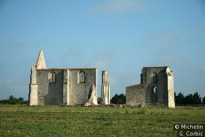 Abbaye Notre-Dame de Ré (ou des Châteliers)