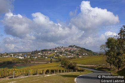 Sancerrois, Sancerre, village et vignoble