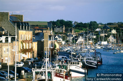 France, Côtes-d'Armor (22), Bretagne, Pleneuf, port de pêche