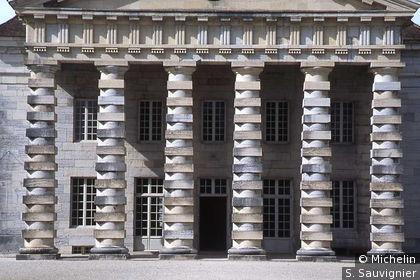 Salines Royales, Maison du Directeur