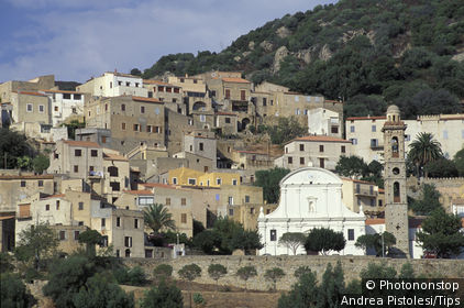 France,Corsica Island,Lumio