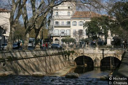 Canal du quartier de la Fontaine
