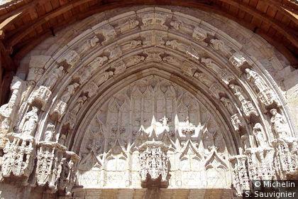 Portail Cathédrale St Pierre