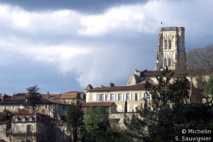 Cathédrale St Gervais-St Protais