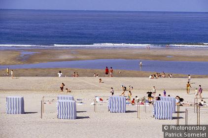 Soulac sur Mer, plage