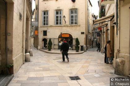 Quartier de l'Ancien Courrier