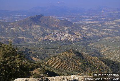Espagne, Andalousie, province de Jaén, Quesada