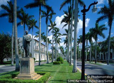 USA / Florida / Palm Beach / Royal Palm Way