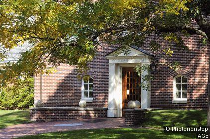 USA, Massachusetts, Concord, musée