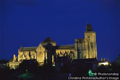 Brittany - Dol de Bretagne - Cathedral