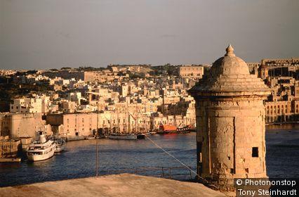 Malta - La Vallette