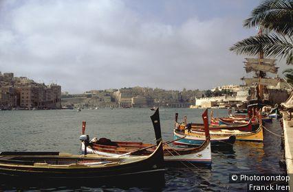 Malta - Vittoriosa - Vittoriosa Warf