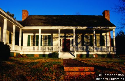 Old Alabama Town Museum. Montgomery, Alabama, United States of America