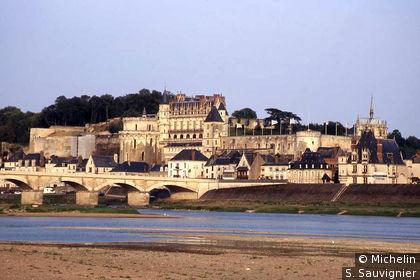 Le site et la Loire
