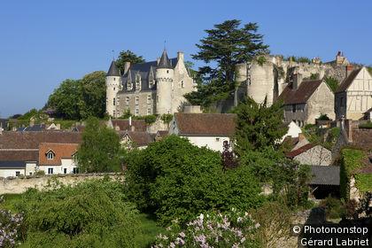 Montrésor, forteresse et château Renaissance