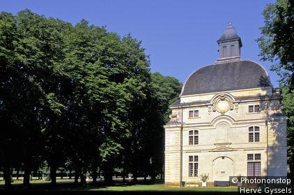 Indre et Loire, Richelieu, musée et parc