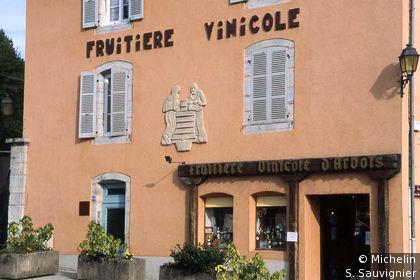 Frontière vinicole
