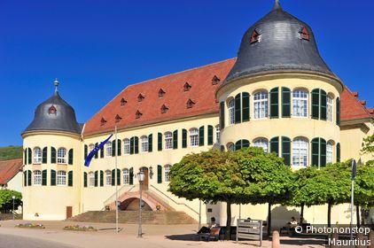 Allemagne, Rhénanie-Palatinat, Bad Bergzabern