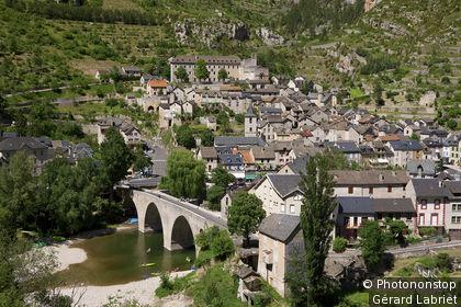 Gorges du Tarn, Sainte Enimie