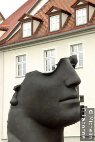 Sculpture de Igor Mitoraj