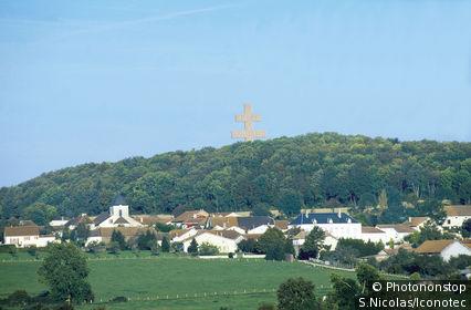 France, Haute Marne (52), Champagne-Ardenne, Colombey-les-deux-églises