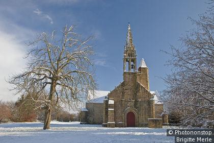 Chapelle St Nicolas vers Le Faouet
