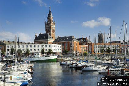 France, Nord-Pas-de-Calais, Nord, Dunkerque - Harbour