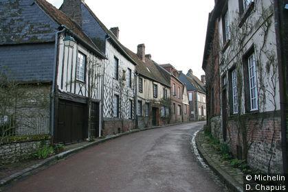 Rue du logis du Roi