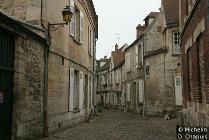 Rue St Frambourg