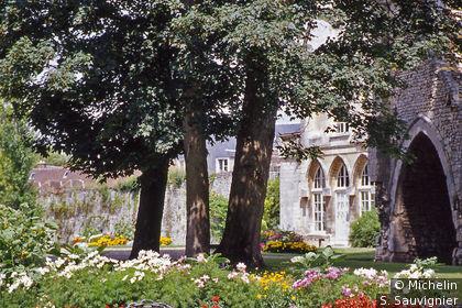 Ancien château royal