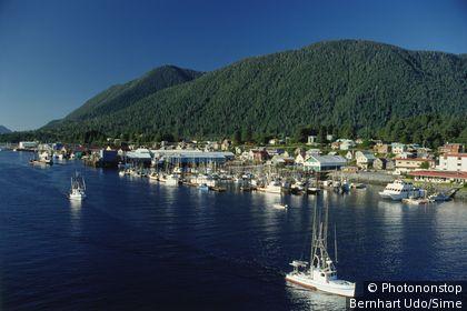 United States, USA, Alaska, Sitka