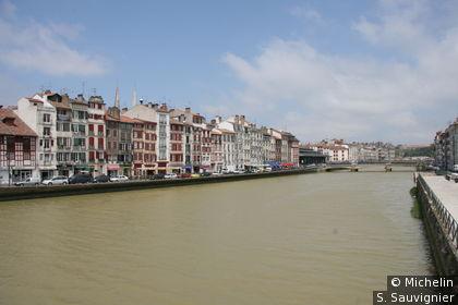 La rivière Nive