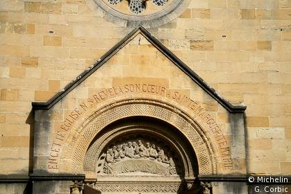 Chapelle dans la rue de la Visitation